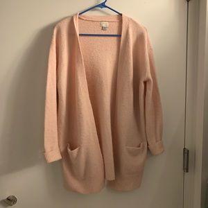 Soft, oversized cardigan, XS